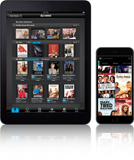 L'application i-Guide xD de Cogeco