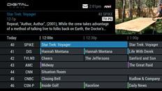Télévision Standard