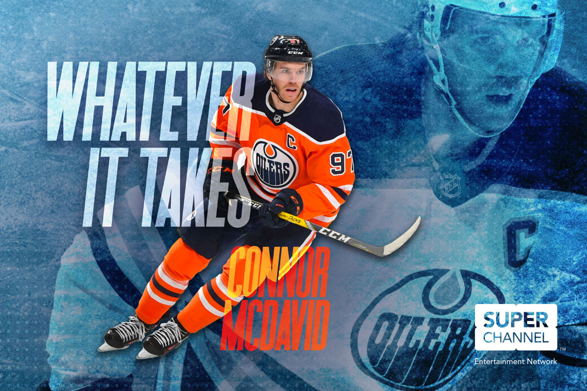 Whatever it Takes: Connor McDavid January 8th at 8 p.m.