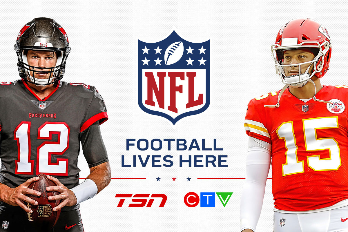 CTV and TSN bring you LIVE coverage all season long. The NFL lives here!
