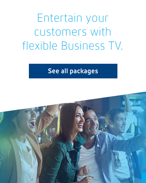 Why choose TV Cogeco