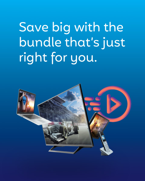 Save big with the bundle that's just right for you.