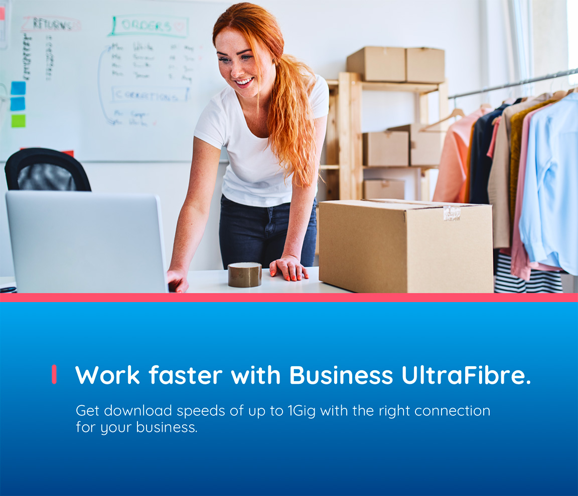 Work faster with 