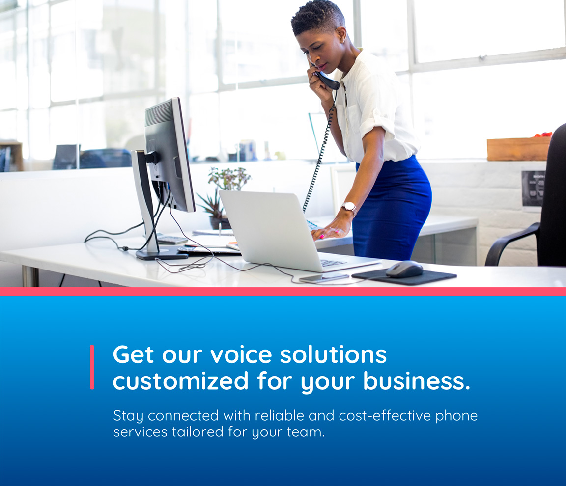 Get our voice 