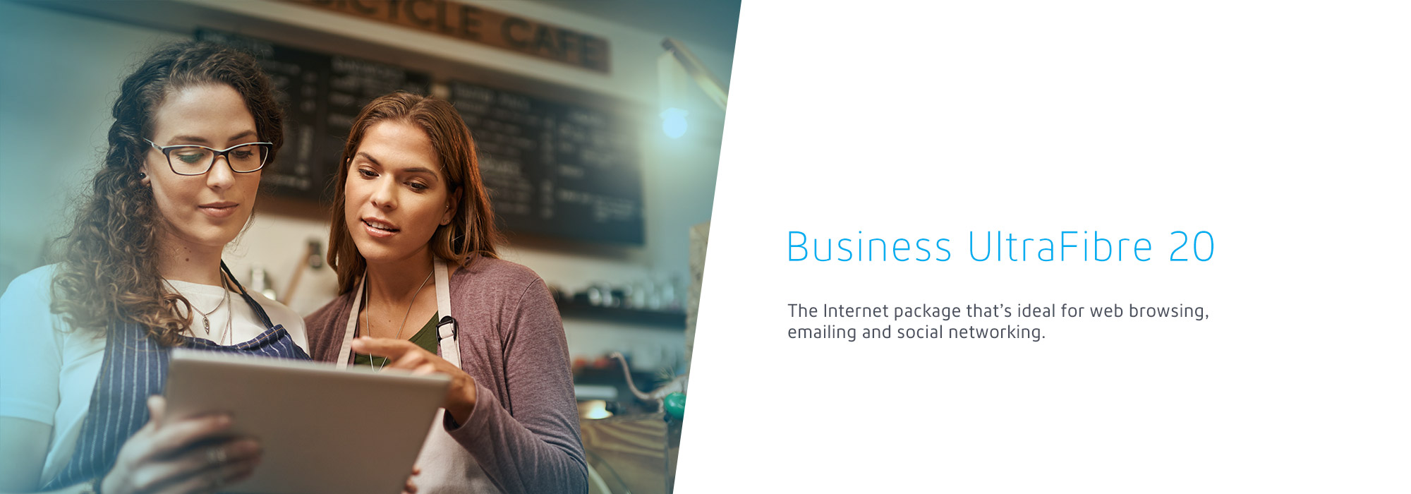Business UltraFibre 20, Cogeco Business Internet package