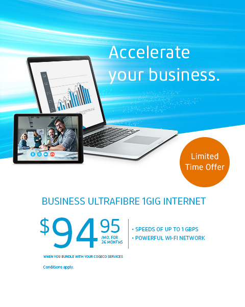 1Gig powerful Internet package fastest speed