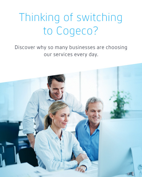 Why choose Cogeco