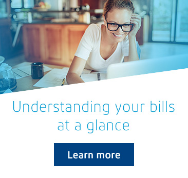 Understand your bills at a glance