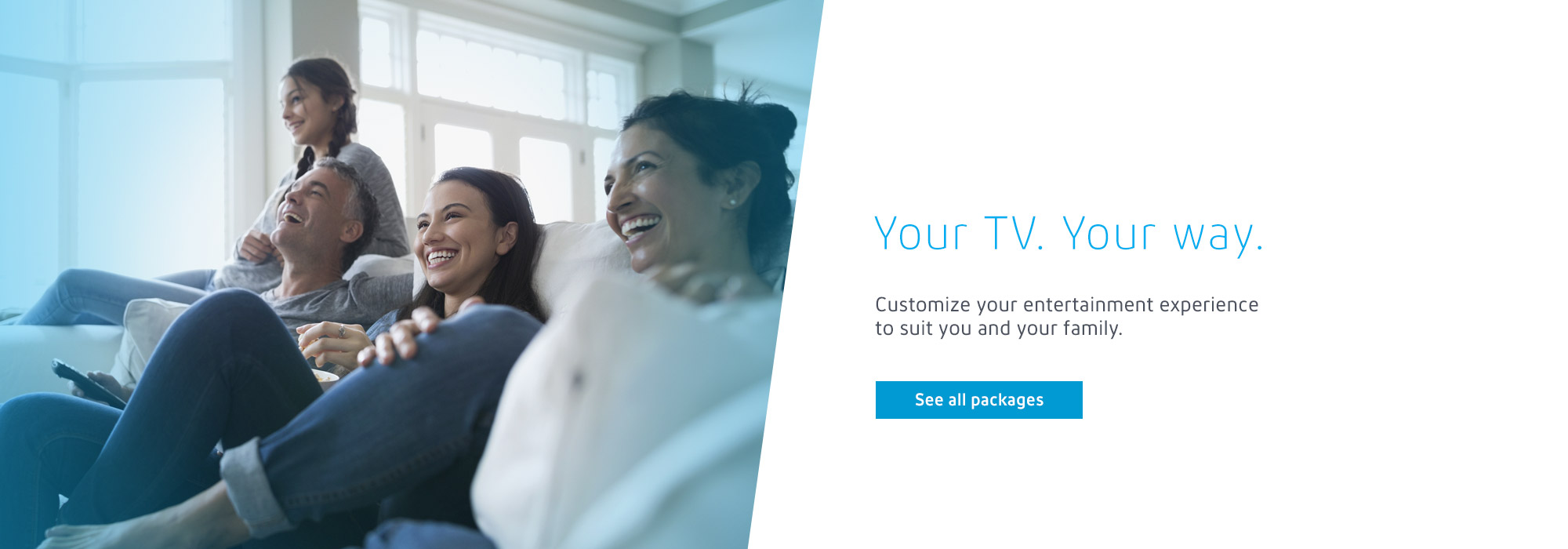 TV Packages | Television provider | Cogeco