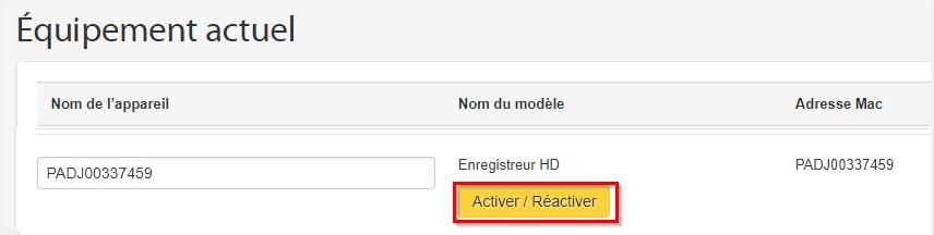 Activate Button