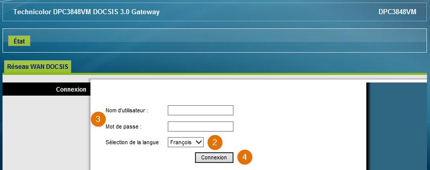 Comment puis-je modifier le mot de passe et le nom (SSID) de mon