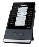 Yealink EXP40 LCD Expansion Module – high-performance attendant console