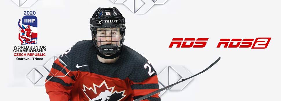 Le championnat mondial de hockey junior
