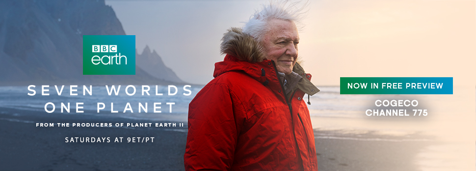 BBC Earth Free Preview
