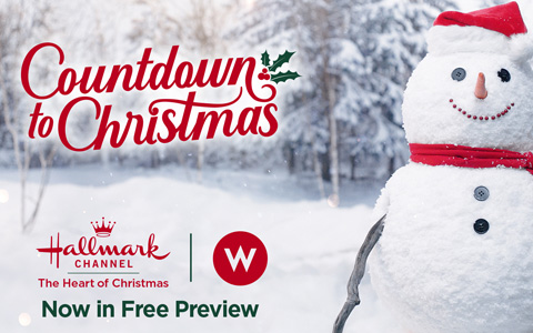 Free Preview Countdown to Christmas