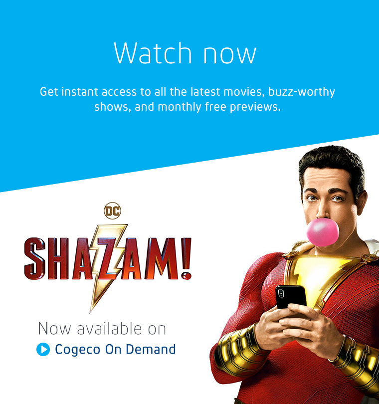 What to watch this month | TV | Cogeco