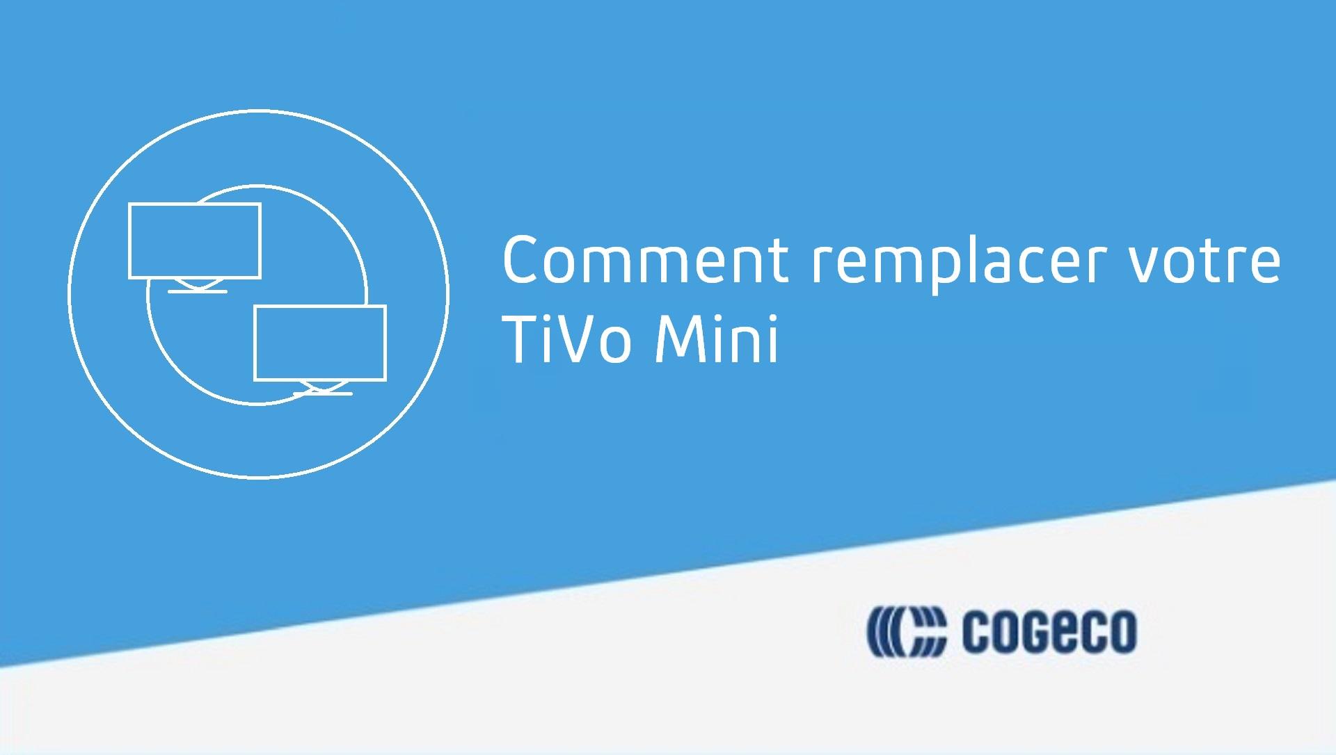 Comment remplacer votre TiVo Mini