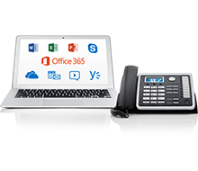 Business UltraFibre 80 + Phone + Office 365