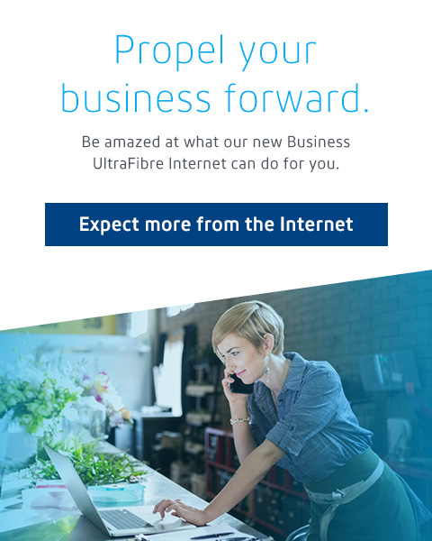 Switch on amazing for businesses